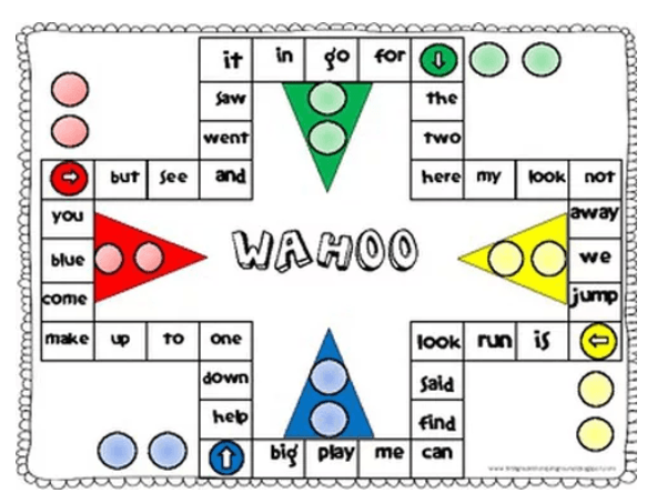 Sight words game resource, speech therapy, townsville and mackay